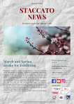 Staccato News | March 2020